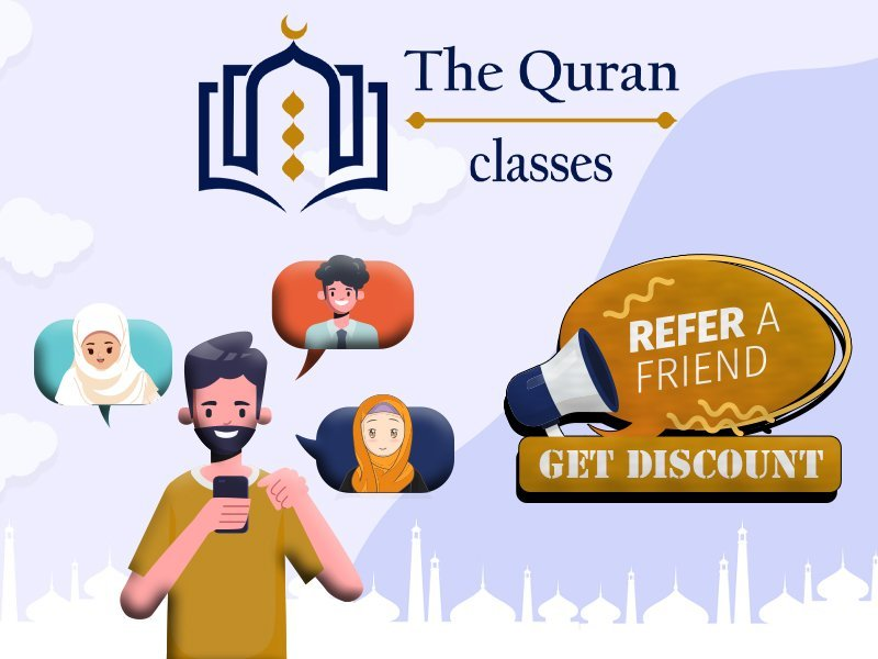 Refer A Friend (AD) + The Quran Classes