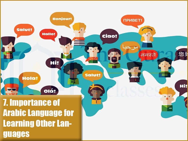 Importance of Arabic Language for Learning Other Languages