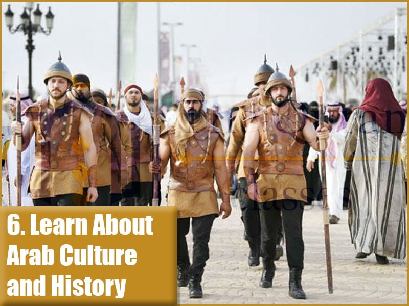 Learn About Arab Culture and History