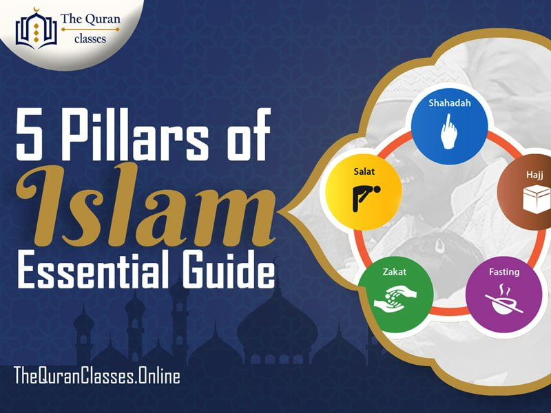 The 5 Pillars of Islam (Essential Guide to Islam) - thequranclasses.online